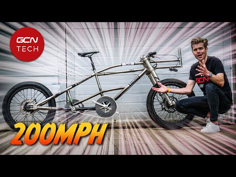 Can A Bicycle Go 200 MPH?! |GCN Tech Show Ep. 200! thumbnail