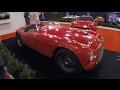 FERRARI 166 MM SPYDER (MILLE MIGLIA) 1948 !! V12 !! RED COLOUR !! WALKAROUND !!