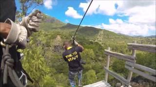 Zipline Casela Park Mauritius