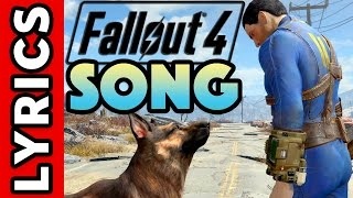 "Fallout 4 SONG ""Lucky Ones"" (Fallout) LYRICS - TryHardNinja feat Dan Bull"