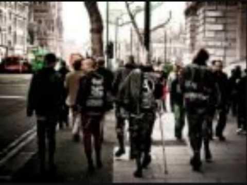 Pisando Mierda - Sociedad de Mierda - Punk Mexicano+DKR+