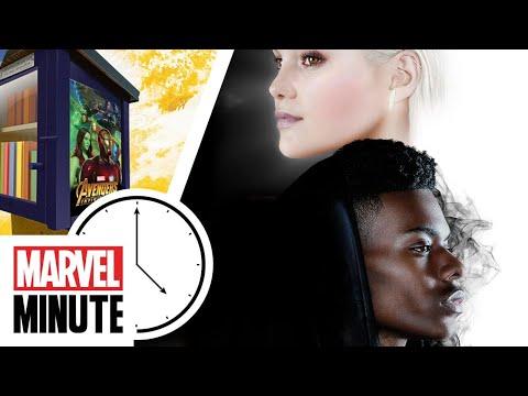 S.H.I.E.L.D.! Libraries! Cloak & Dagger! And more! | Marvel Minute