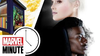 S.H.I.E.L.D.! Libraries! Cloak & Dagger! And more! | Marvel Minute