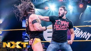 Johnny Gargano & Twan Tucker bamboozle Adam Cole: WWE NXT, July 17, 2019