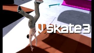 Skate 3 - Skydiving [Playstation 3 Gameplay]