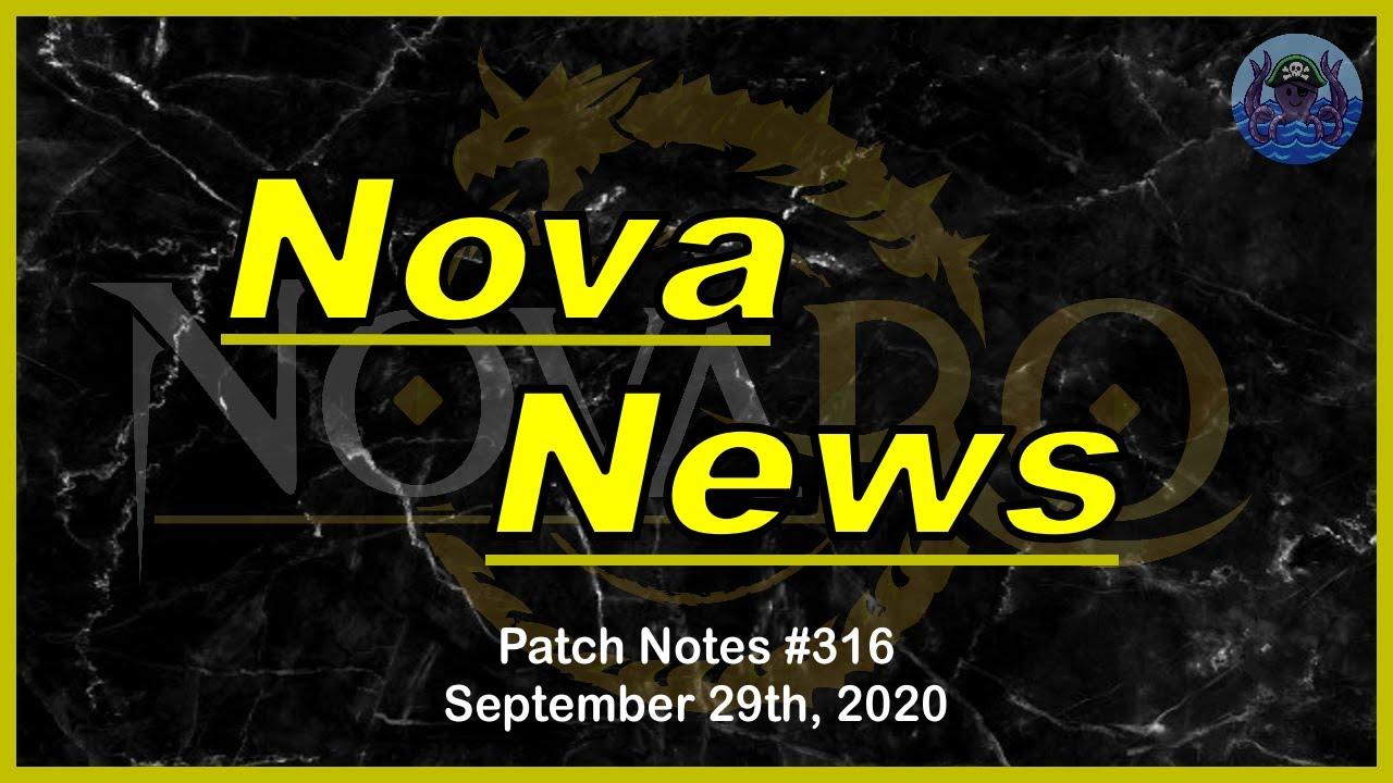Novaro Halloween 2020 Wiki NovaRO]   Halloween starts and Summer ends!   Nova News   Patch