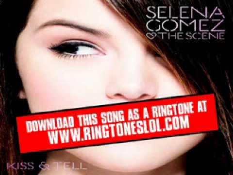 SELENA GOMEZ & THE SCENE NATURALLY SINGLE VERSION -