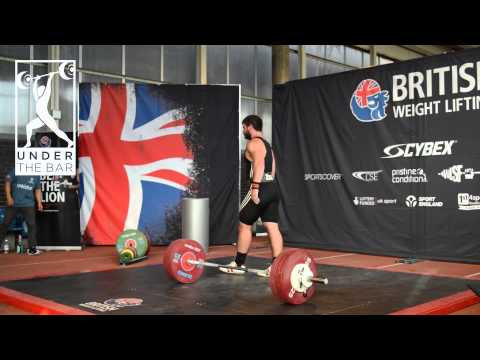 Joshua McCarthy (105) British Junior champ 2015