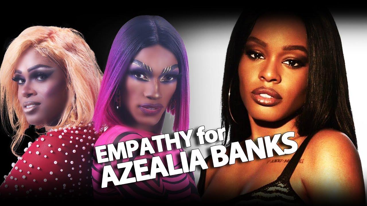 Download Empathy for AZEALIA BANKS   Q Table   Season 1 - Episode 7