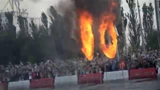 Экстрим шоу из Тольятти в Волжском