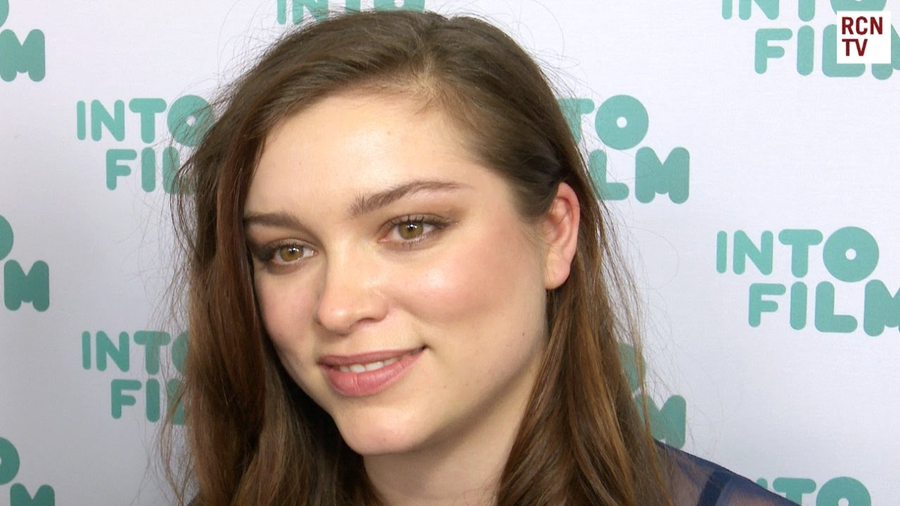 Sophie Cookson: Sophie Cookson Interview Into Film Awards 2017