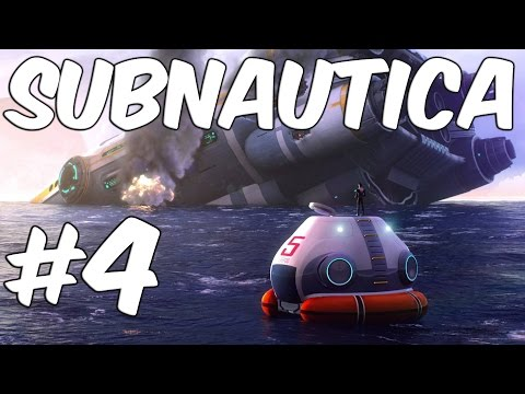 Subnautica #4 (Stealing my metals!)