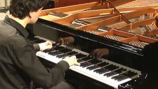 J.S. Bach: French Suite no. 2 in C minor, BWV 813