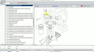 How to use the John Deere online Electronic Parts Catalog, EPC