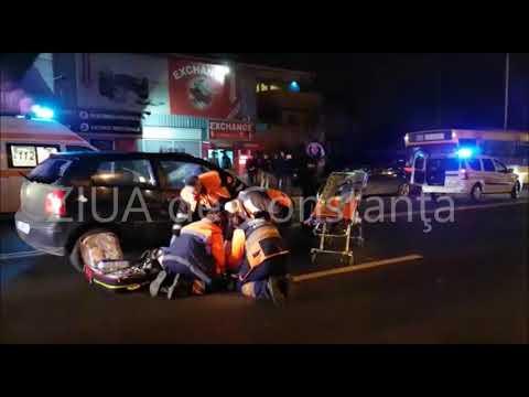 Accident rutier grav pe Șoseaua Mangaliei, în Constanța. O familie a fost spulberată