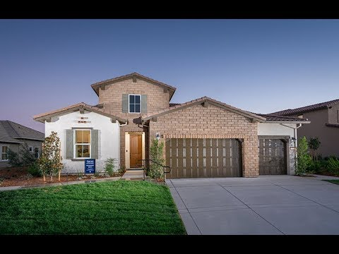 Residence 3064 Model Home at Cypress at Serrano | New Homes