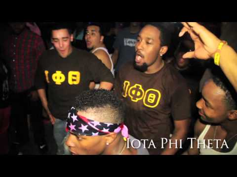 College Life - Greek Step Off & Harlem Shake