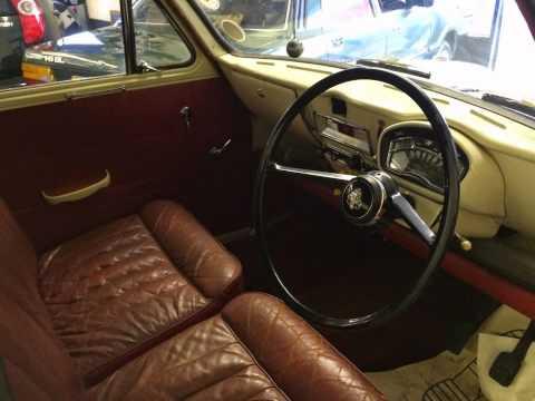 Trojan Cars Classic Austin A55 1958 RESTORATION