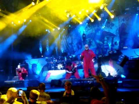 Slipknot - Before I Forget - Mayhem Festival 2012 - Oklahoma City, OK