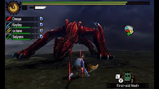 Monster Hunter 4 Ultimate - Online Quests 50: The Hell Hunter