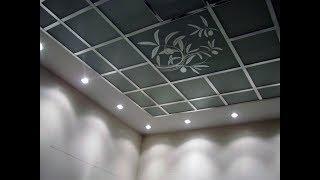 Стеклянные потолки в интерьере ванной комнаты