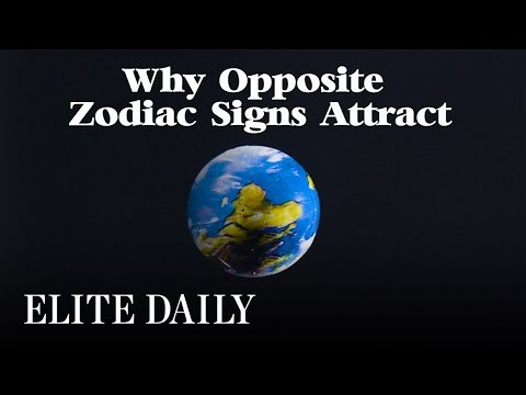 Why Opposite Zodiac Signs Attract [Body & Mind]