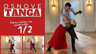 Tango: Nauči osnove u dnevnom boravku | Lijeva&Desna