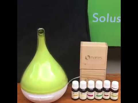 cara penggunaan diffuser aroma dan essential oils (how to use dffuser aroma)