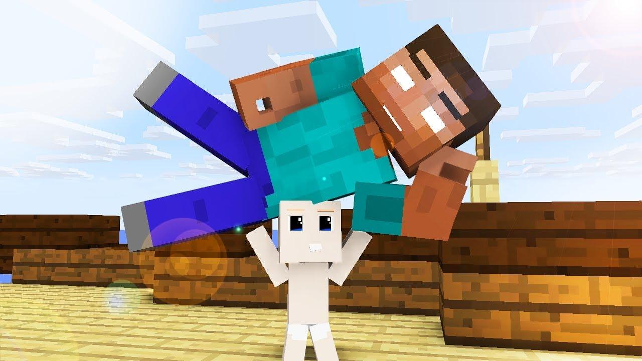 steve life 8 11 minecraft animation youtube