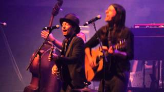"""Avett Brothers """"Shame """" Asheville, NC 11.01.14"""