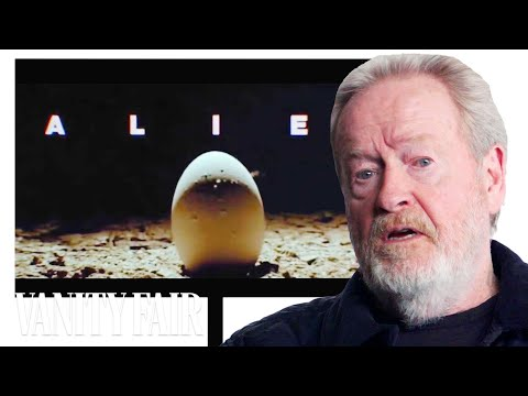 Ridley Scott Does A Complete Timeline of Ridley Scott Movies  Vanity Fair