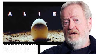 Ridley Scott Does A Complete Timeline Of Ridley Scott Movies | Vanity Fair
