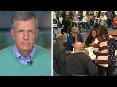 Brit Hume provides perspective on the Nevada caucuses