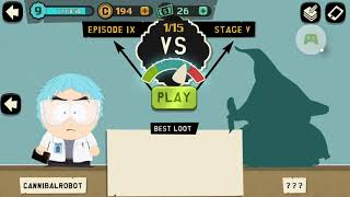 South Park Phone Destroyer Episode 9 Stage 5 Grand Wizard Cartman