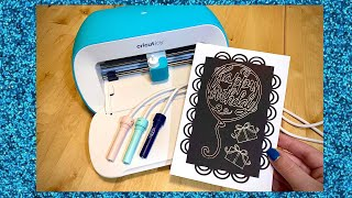 Can you use F๐il Quill Pens with New Cricut Joy Surprising Results Must See.