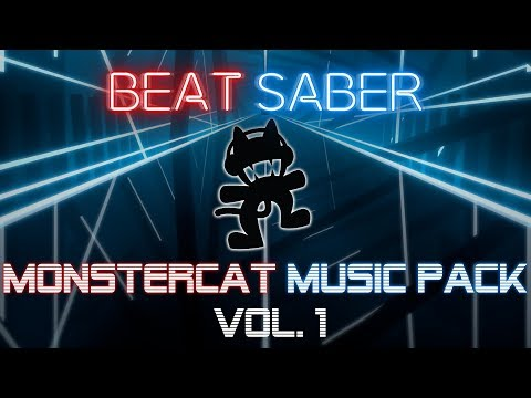 Beat Saber - Monstercat Music Pack Vol.1 [All 10 songs, Expert & FC] Mp3
