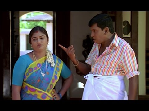 Vadivelu Is Shameless And Brave Sillunu Oru Kaadhal Youtube