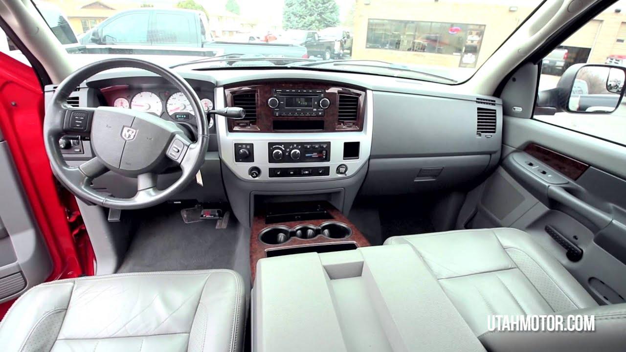 2008 Dodge Ram 3500 Laramie Utah Motor Company Llc 801