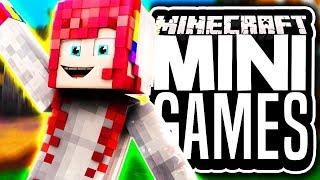 Minecraft Minigames // Murder Mystery, Bed Wars + MORE!