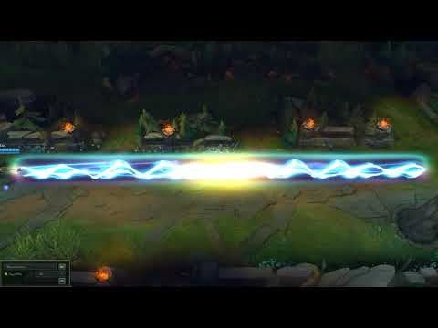 Lux Steel Legion NEW VFX PBE 9 24 Test Slow Motion