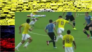 Colombia vs Uruguay 2 - 0   28/06/2014 Mundial de  Brasil