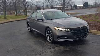 2018 Honda Accord 2.0T Sport, What I LOVE About it!!!!