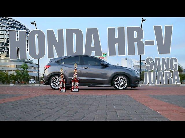 Audible Physics : Modifikasi Audio Mobil Honda HR-V | Totalitas Suara Menghasilkan Juara