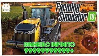 COMO BAIXAR E INSTALAR FARMING SIMULATOR 2018 COM DINHEIRO INFINITO (GRÁTIS/ANDROID)