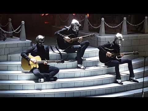Ghost - Jigolo Har Megiddo live in Syracuse