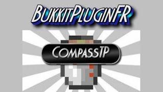 CompassTP | se téléporter avec une boussole