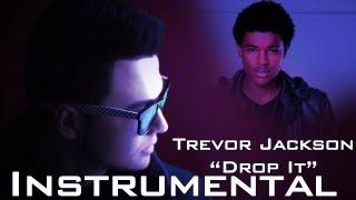 Trevor Jackson - Drop It Instrumental | Mat Revo