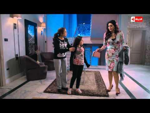 مسلسل شطرنج - إنفعال ' وفاء عامر ' على ابنتها بعد سهرتها مع ' رفيق ' - الحلقة 120