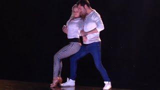 KIKOCHRISTINA dance projects - Bachata Sensual Kurse Hamburg, Winter 2015/2016
