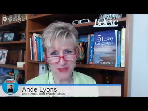The Lucid Living Show Ep  3 Featuring Ande Lyons  Your Power of Authentic Partnership ~ Power Wit